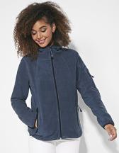 Luciane Woman Microfleece Jacket